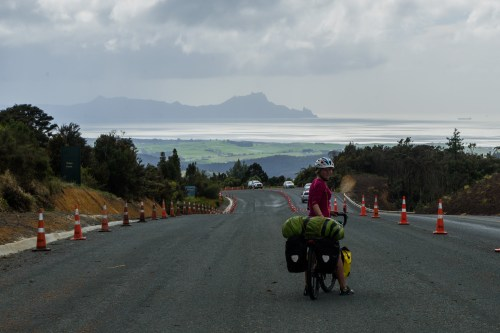 Cycle touring State Highway 1 New Zeland, cycle touring New Zealand