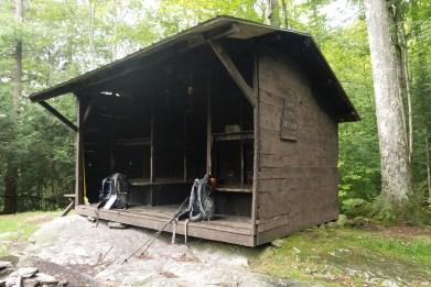 Duck Brook Shelter