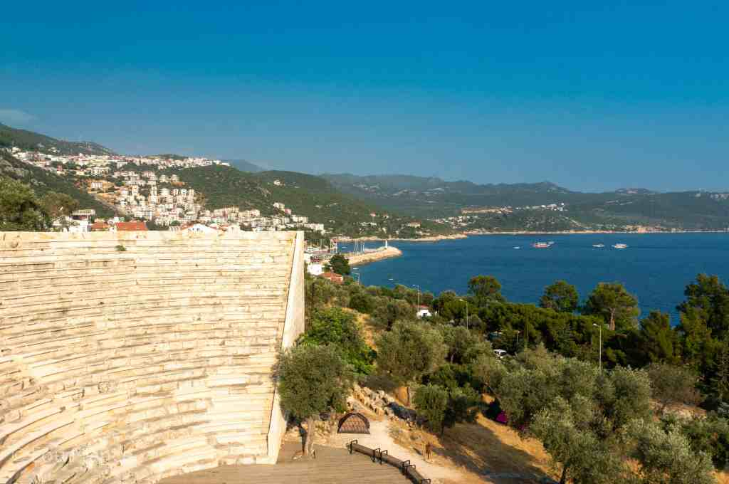 Kas is a top Turkey destination