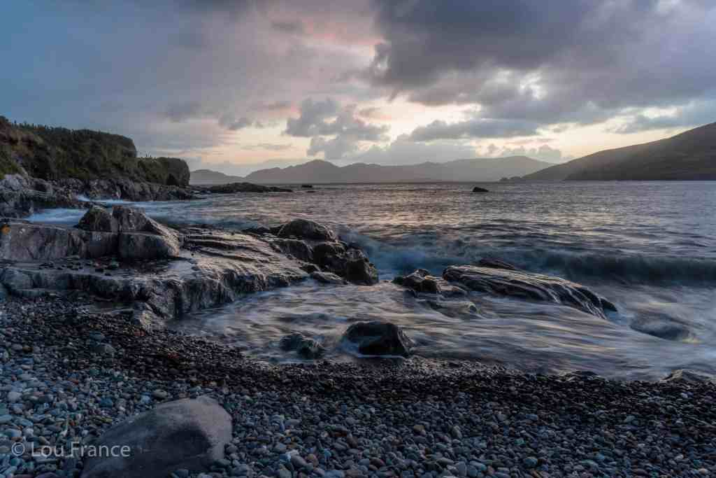 Sunrise on the Beara Peninsula