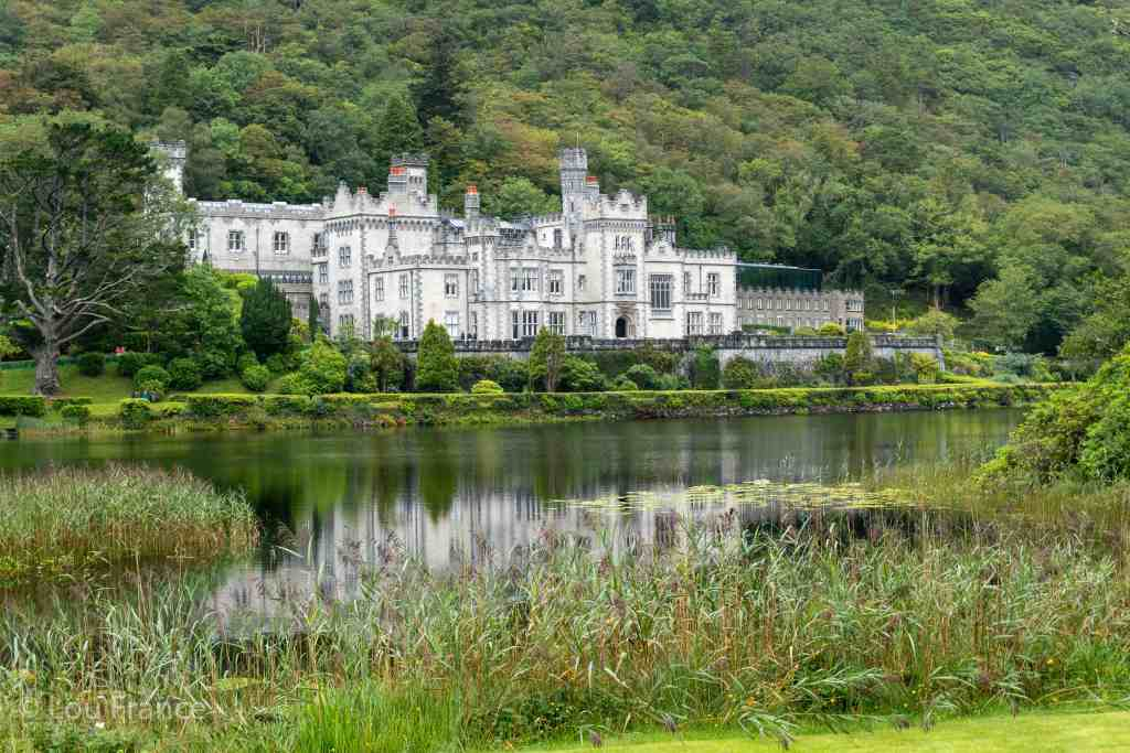 Kylemore Abbey is a great addition to any Ireland road trip planner