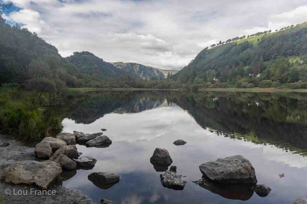 Visit the Wicklow mountains on your Ireland road trip
