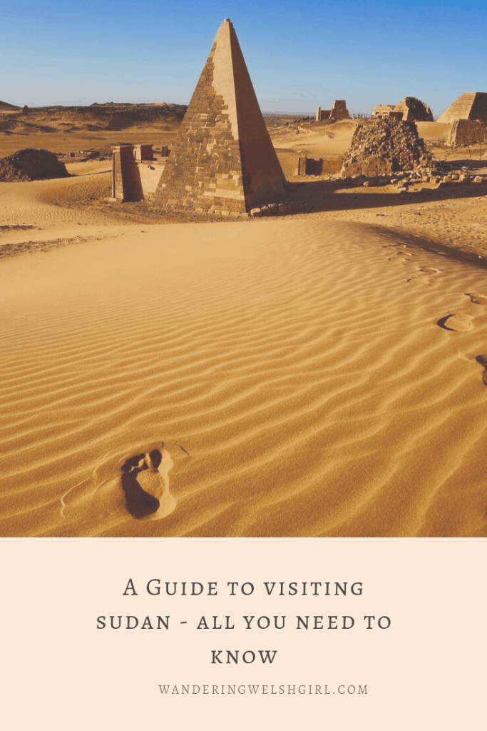 A comprehensive guide to visiting Sudan. My top 3 reasons for travelling to this amazing but little visited country, including a 7 day itinerary.
