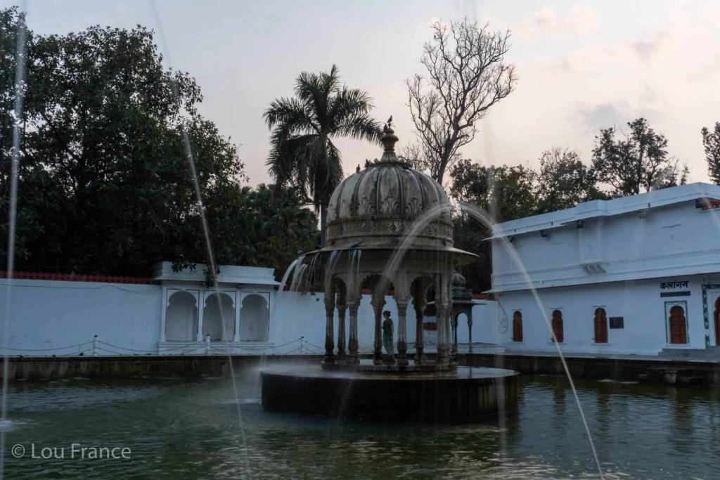 Gardens in Udaipur