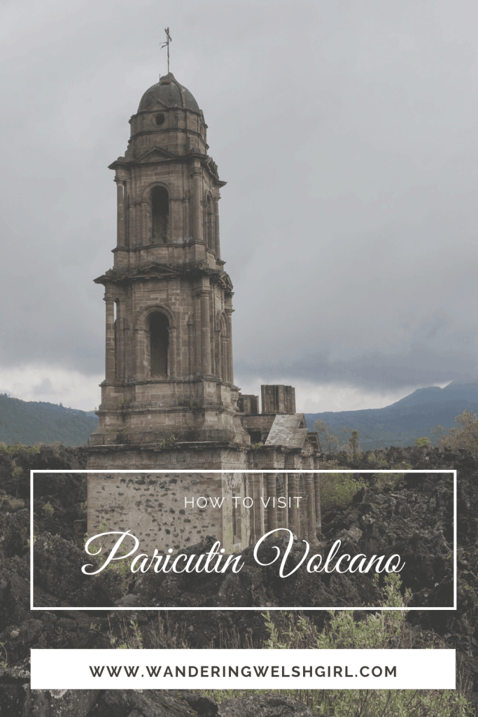 How to visit Paricutin volcano, Mexico - a complete guide. All the information you need to visit one of the severn Natural Wonders of the World.