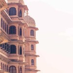 architecture in Udaipur