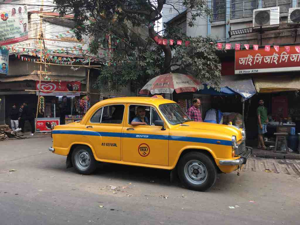 Explore Kolkata in a yellow Ambassador and get a really unique Indian experience