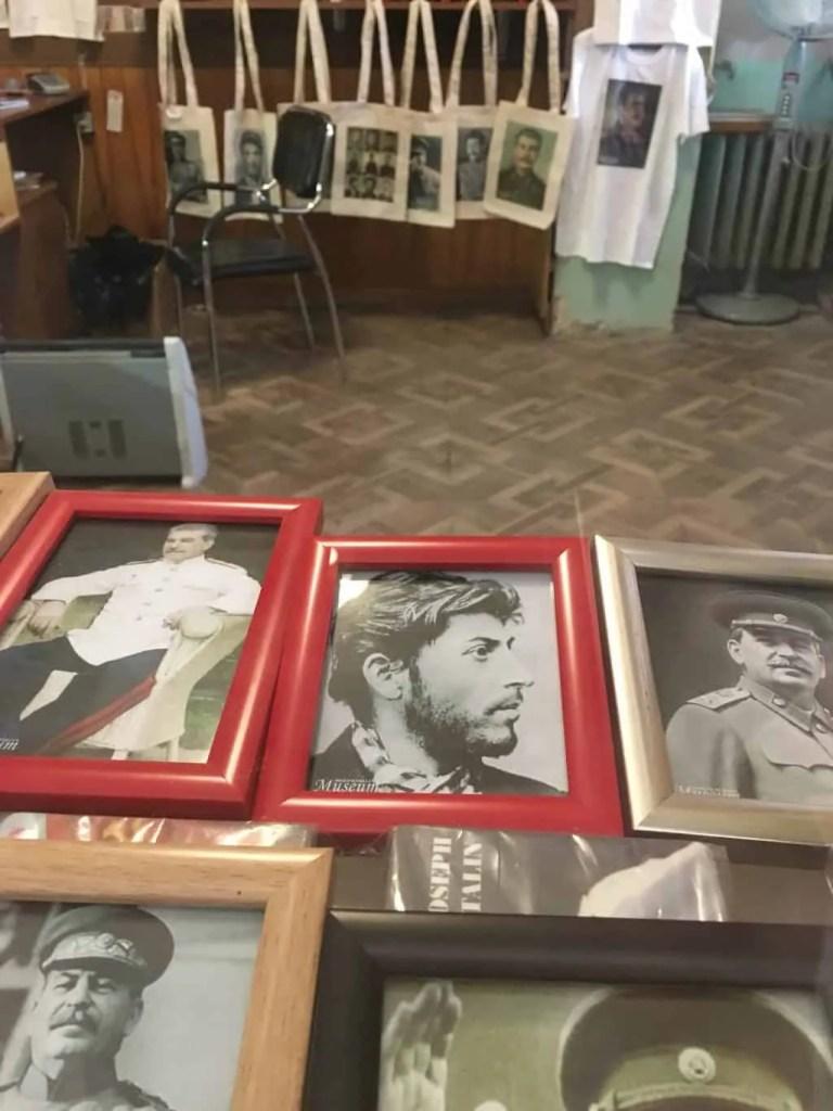 The Stalin Museum in Gori is Georgia's top dark tourism destination
