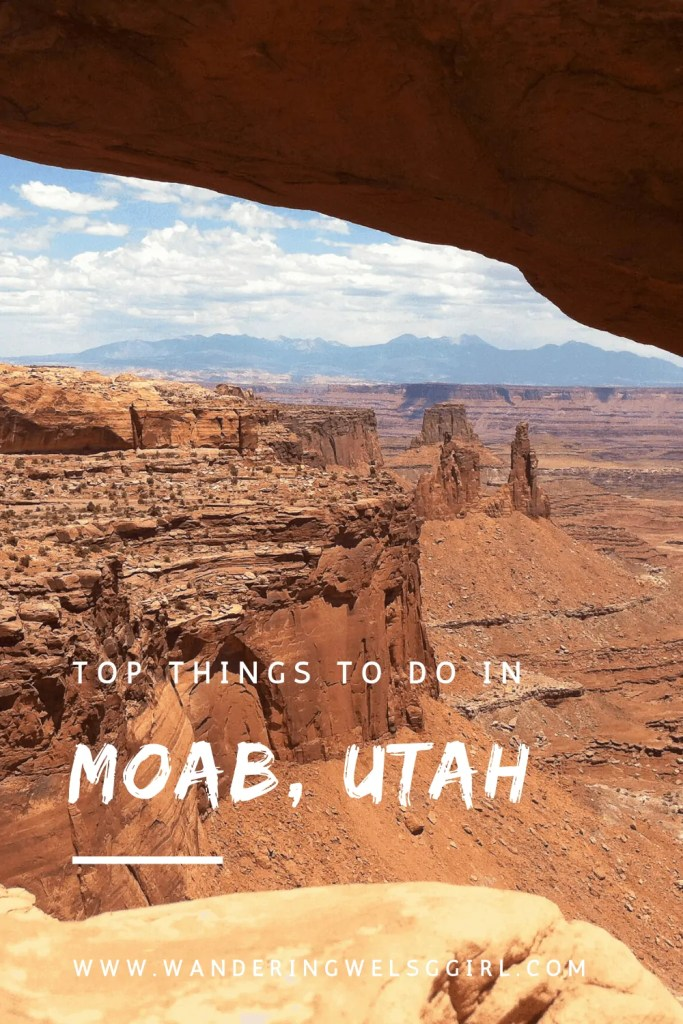 In this post I describe 10 of the best things to do in Moab. I include accommodationoptions and suggest the best time of year to visit.