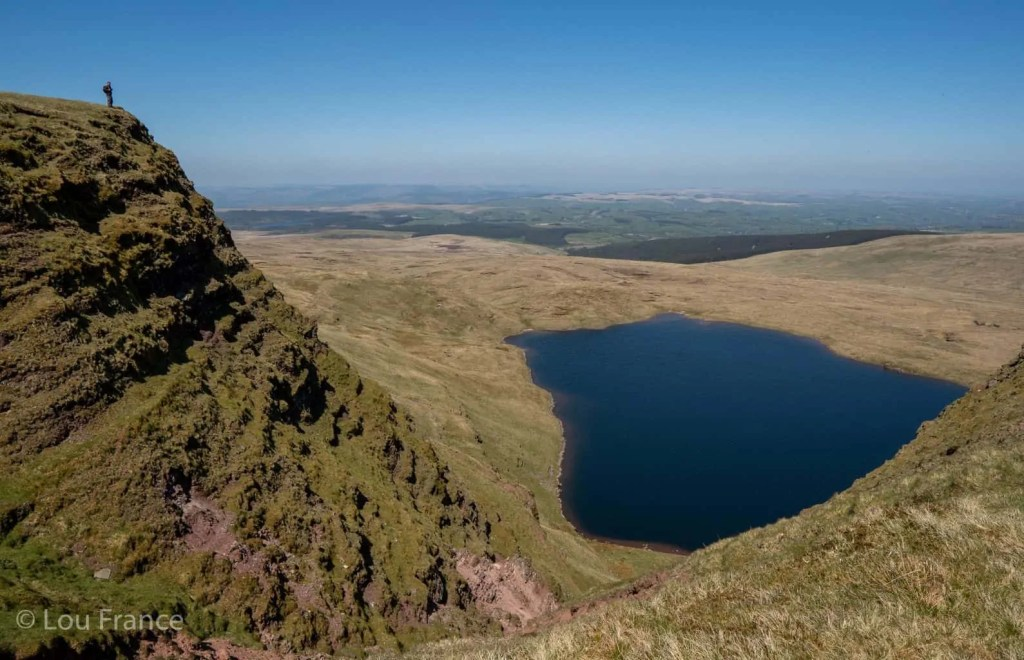 Fan Brycheiniog is my favourite  Brecon Beacons walk