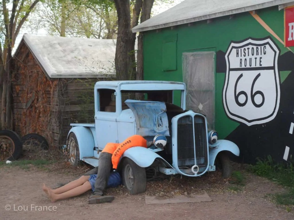 Cruise along Route 66 on your American Southwest road trip