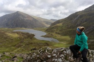 The Ogwen valley offers some of the best walks in Snowdonia