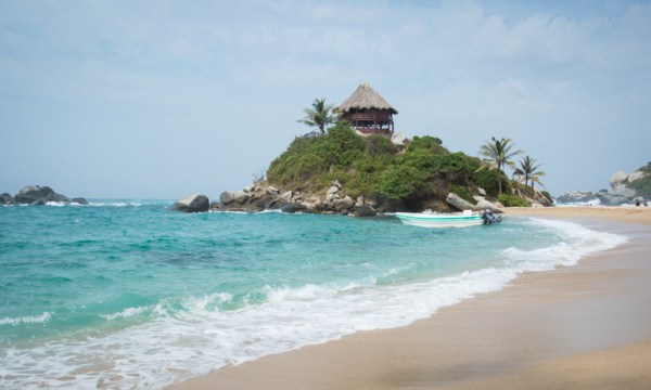 Tayrona National Park, Colombia by Wandering Wheatleys