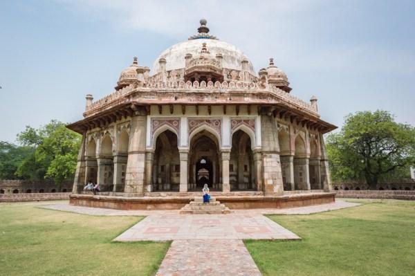 Lodhi Gardens, New Delhi, India
