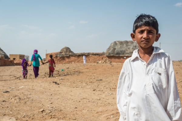 Muslim Boy, Jaisalmer, India