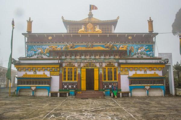 Yiga Choeling Monastery, Ghoom, Darjeeling, India