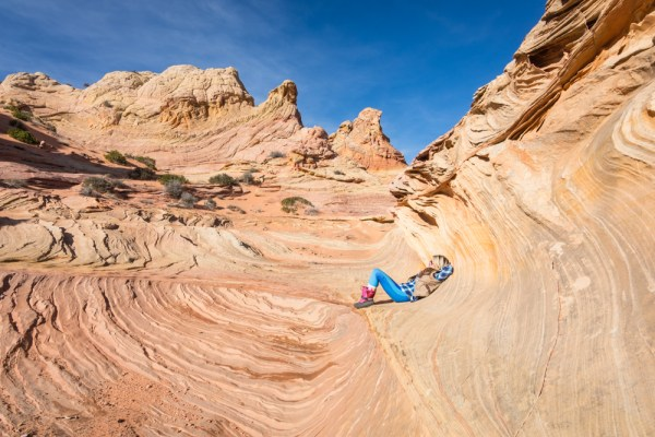 Cottonwood Cove, Coyote Buttes South, Arizona by Wandering Wheatleys