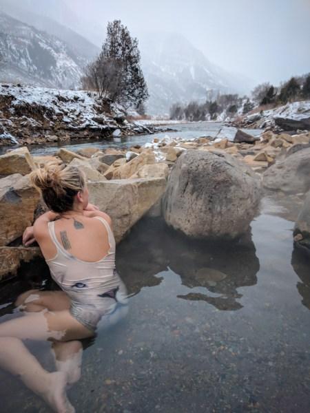 Penny Hot Springs