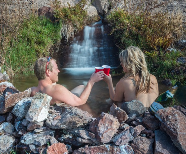Three Forks Warm Springs
