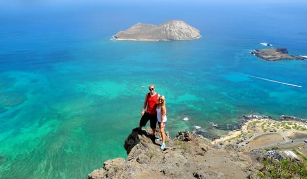 Hiking on Oahu, Hawaii by Wandering Wheatleys