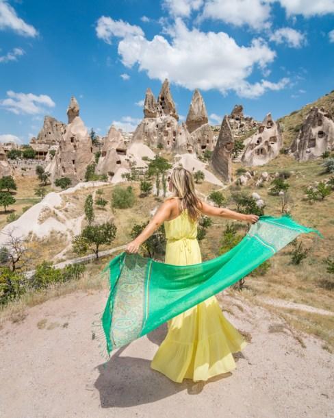 Paradise Valley, Cappadocia, Turkey by Wandering Wheatleys
