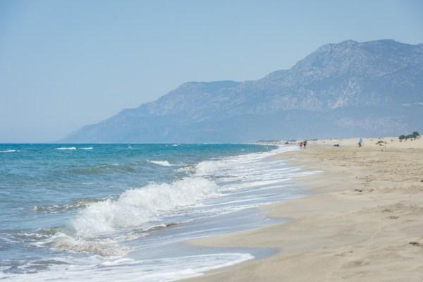 Patara Plaji Beach in Turkey by Wandering Wheatleys