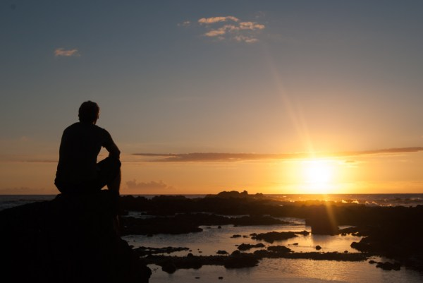Sunset at Ka'ena Point, Oahu, Hawaii by Wandering Wheatleys