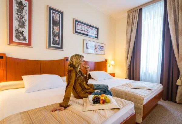 Grand Union Hotel, Ljubljana, Slovenia by Wandering Wheatleys