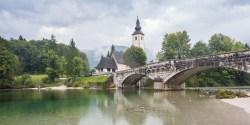 Lake Bohinj, Triglav National Park, Slovenia by Wandering Wheatleys