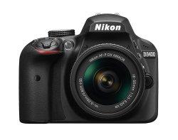 Nikon D3400 Camera Body