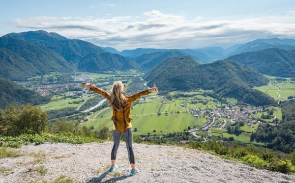 Views of Tolmin Valley, Slovenia by Wandering Wheatleys