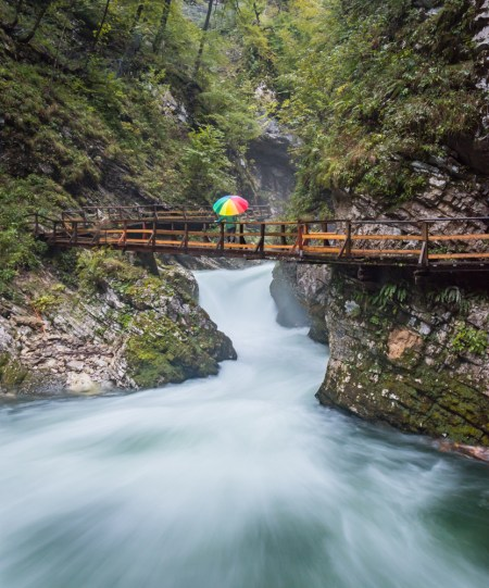 Vintar Gorge, Slovenia by Wandering Wheatleys