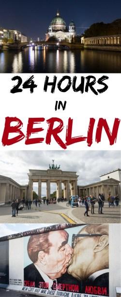 24 hours in Berlin, Germany by Wandering Wheatleys