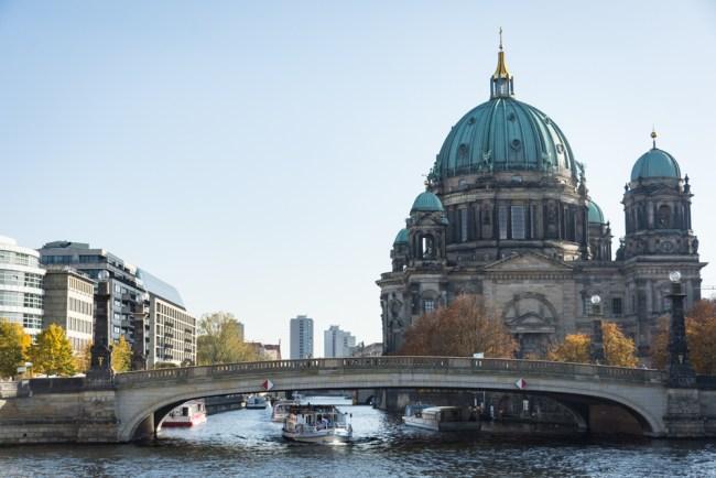 Berliner Dom, Berlin, Germany by Wandering Wheatleys