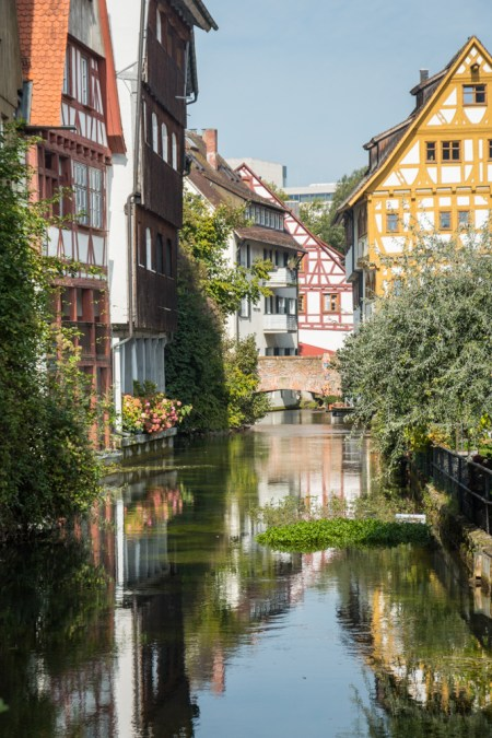 Fisherman's Quarter, Ulm, Germany by Wandering Wheatleys