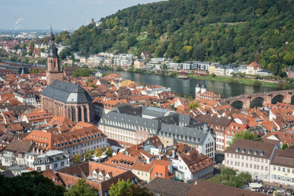Heidelberg, Germany by Wandering Wheatleys