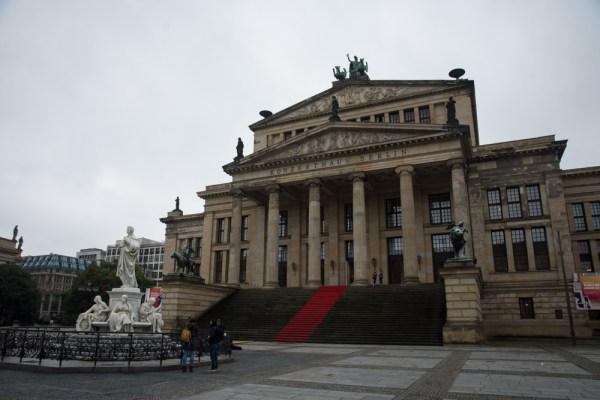 Konzerthause, Berlin, Germany by Wandering Wheatleys