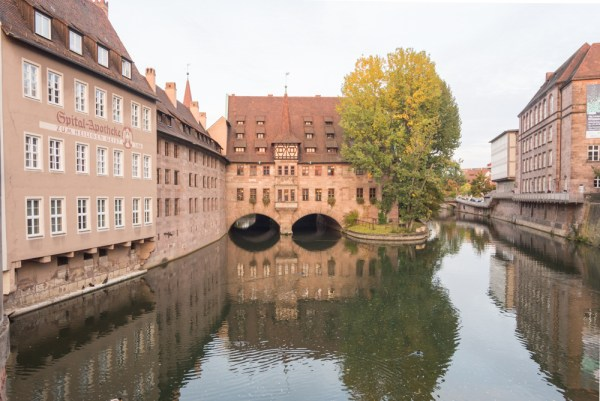 Nurnberg, Germany by Wandering Wheatleys