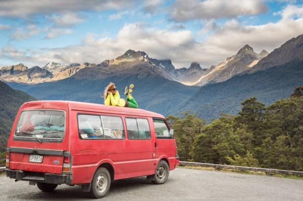 Van Life in New Zealand by Wandering Wheatleys