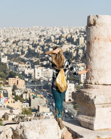 Views of Amman, Jordan by Wandering Wheatleys
