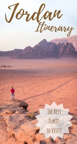 Jordan Itinerary: The Best Places to Visit by Wandering Wheatleys