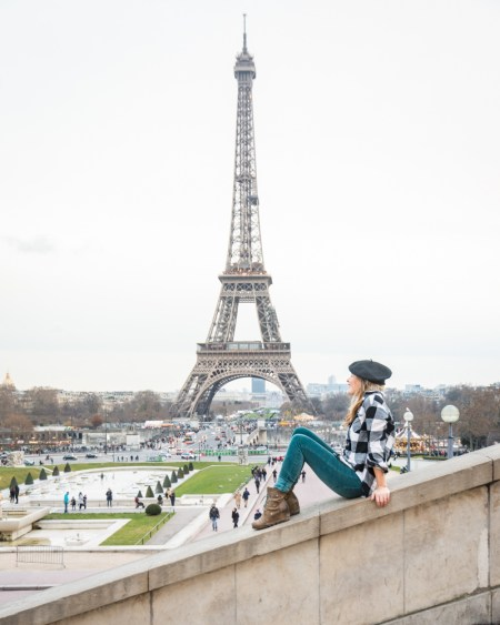 Eiffel Tower, Paris, France by Wandering Wheatleys