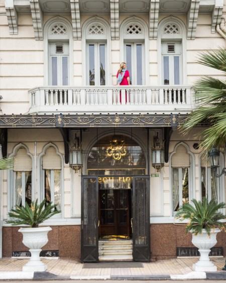 Cecil Hotel, Alexandria, Egypt by Wandering Wheatleys