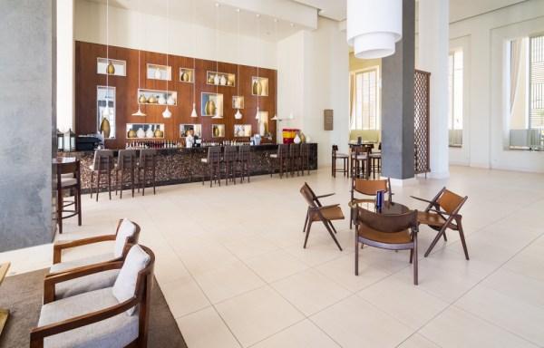 Lobby Bar, Jaz Aquaviva, Makadi, Egypt by Wandering Wheatleys