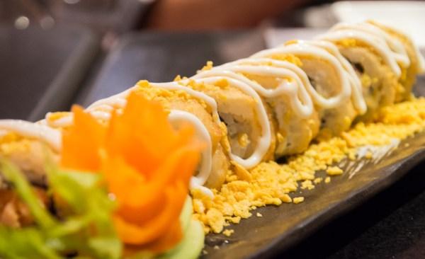 Mori Sushi, Alexandria, Egypt by Wandering Wheatleys