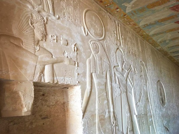 Valley of the Kings, Luxor, Egypt by Wandering Wheatleys