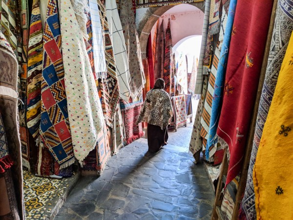 The New Medina of Habbous, Casablanca, Morocco by Wandering Wheatley