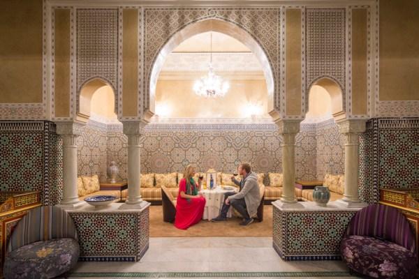 L'Herbier de Atlas, Marriott Jnan Palace, Fes, Morocco by Wandering Wheatleys