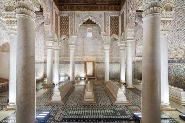 Saadian Tombs, Marrakech, Morocco by Wandering Wheatleys