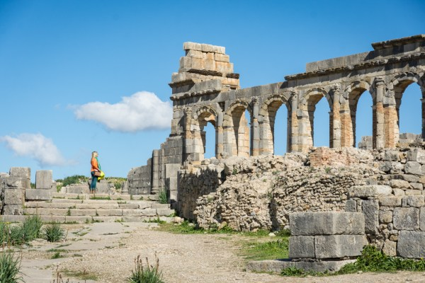 Visit Volubilis as a day trip by Wandering Wheatleys